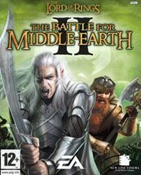 Okładka The Lord of the Rings: The Battle for Middle-Earth II (PC)