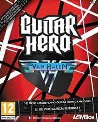 Game Box for Guitar Hero: Van Halen (X360)