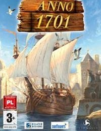 Game Box for Anno 1701 (PC)