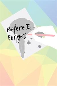 Okładka Before I Forget (Switch)