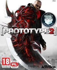Game Box for Prototype 2 (PC)