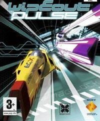 Game Box for WipEout Pulse (PSP)
