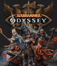 Okładka Warhammer: Odyssey (AND)