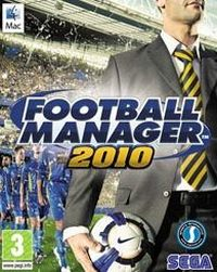 Game Box for Football Manager 2010 (PC)