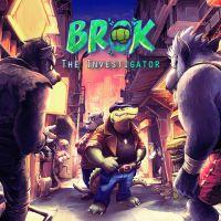 Okładka BROK the InvestiGator (PS4)
