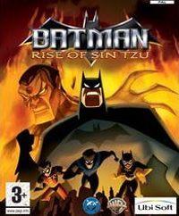 Okładka Batman: Rise of Sin Tzu (GBA)