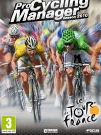 Game Box for Pro Cycling Manager: Tour de France 2010 (PSP)