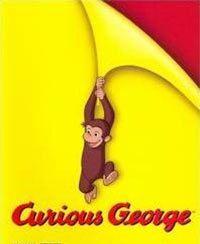 Okładka Curious George (GBA)