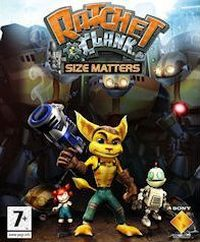 Game Box for Ratchet & Clank: Size Matters (PSP)