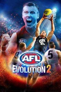 Okładka AFL Evolution 2 (PS4)