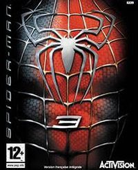 Game Box for Spider-Man 3: The Game (PC)