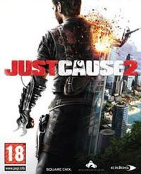 Game Box for Just Cause 2 (PC)