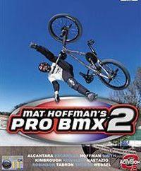 Game Box for Matt Hoffman's Pro BMX 2 (XBOX)