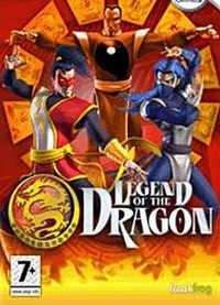 Game Box for Legend of the Dragon (PSP)