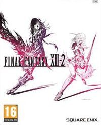 Okładka Final Fantasy XIII-2 (PC)