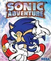 Okładka Sonic Adventure (PS3)