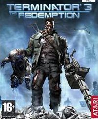 Okładka Terminator 3: The Redemption (GCN)