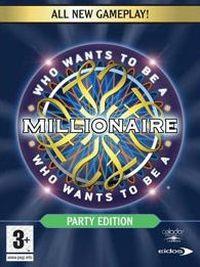 Okładka Who Wants to Be a Millionaire: Party Edition (PC)