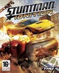 Okładka Stuntman: Ignition (PS2)