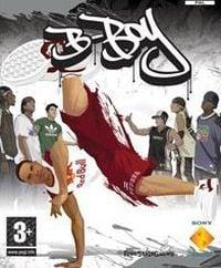 Okładka B-Boy (PS2)