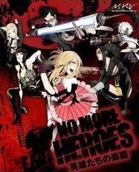 Okładka No More Heroes: Heroes Paradise (PS3)