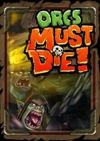 Game Box for Orcs Must Die! (PC)