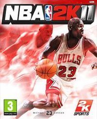 Okładka NBA 2K11 (PC)