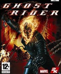 Game Box for Ghost Rider (PS2)