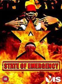 Okładka State of Emergency (XBOX)