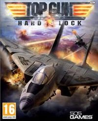 Game Box for Top Gun: Hard Lock (PC)