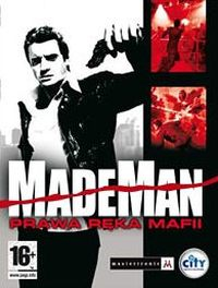 Okładka Made Man (PC)