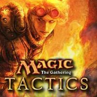 Okładka Magic: The Gathering - Tactics (PS3)