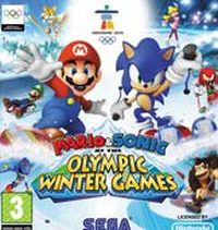 Okładka Mario & Sonic at the Olympic Winter Games (NDS)