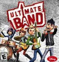 Okładka Ultimate Band (Wii)
