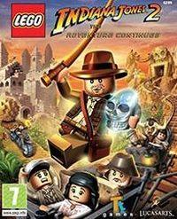Okładka LEGO Indiana Jones 2: The Adventure Continues (PS2)