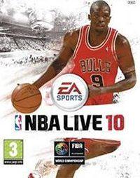 Okładka NBA Live 10 (PSP)