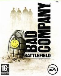 Game Box for Battlefield: Bad Company (PS3)
