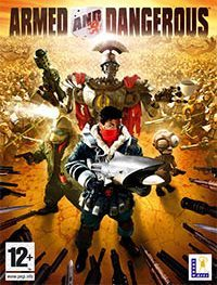 Game Box for Armed & Dangerous (PC)