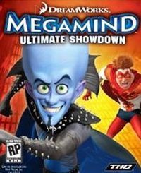 Game Box for Megamind (NDS)