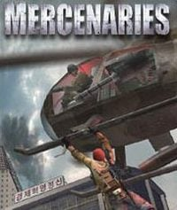 Game Box for Mercenaries: Playground of Destruction (PS2)