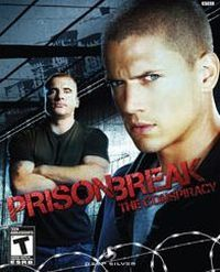Okładka Prison Break: The Conspiracy (PC)