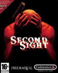 Okładka Second Sight (PC)