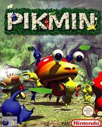 Game Box for New Play Control! Pikmin (Wii)