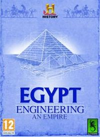 Game Box for HISTORY: Egypt Engineering an Empire (PSP)