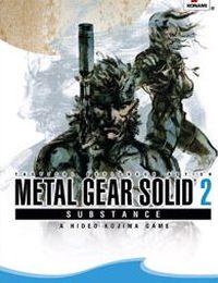 Okładka Metal Gear Solid 2: Substance (PC)