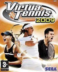 Okładka Virtua Tennis 2009 (PC)