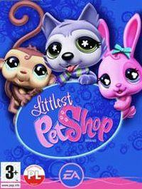Littlest Pet Shop (PC cover