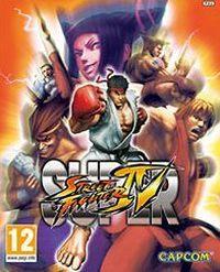 Okładka Super Street Fighter IV (PS3)