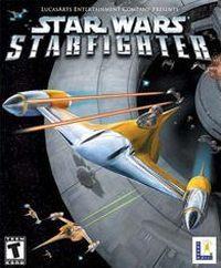 Okładka Star Wars: Starfighter (PC)