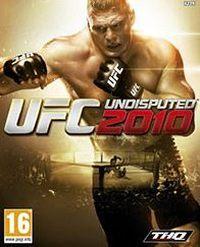 Okładka UFC Undisputed 2010 (PSP)